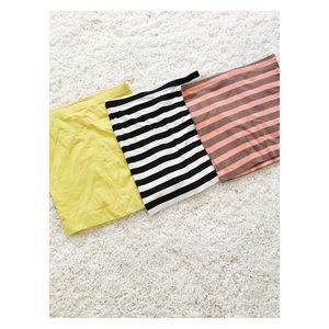 Dresses & Skirts - BUNDLE DEAL: 3 skirts for price of 1.